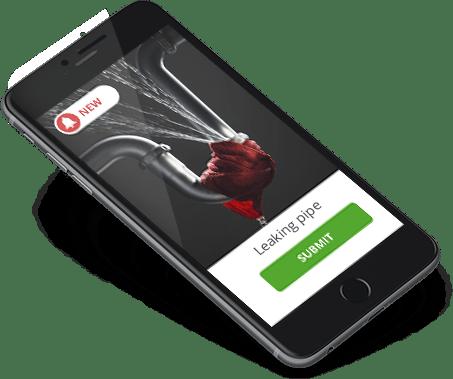 TenantCloud iphone bids 1